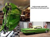 Restoring car with ArmorThane green coating.jpg thumbnail