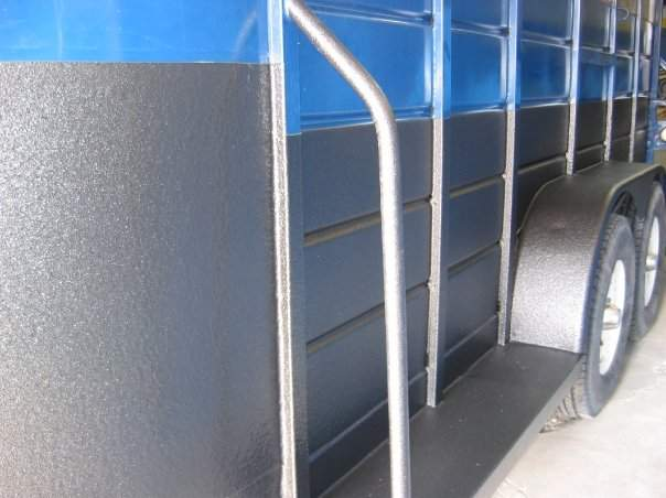 Trailer-coating-outside