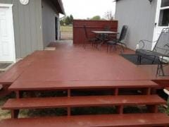 Best Coatings for Wood Decks | Wood Porch Floors