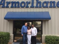 Nigeria ArmorThane Dealers Visit U.S. Headquarters