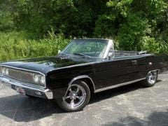 1967 Coronet R/T Coated with ArmorBlast