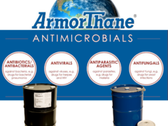 ArmorThane Launches Antimicrobial Protection