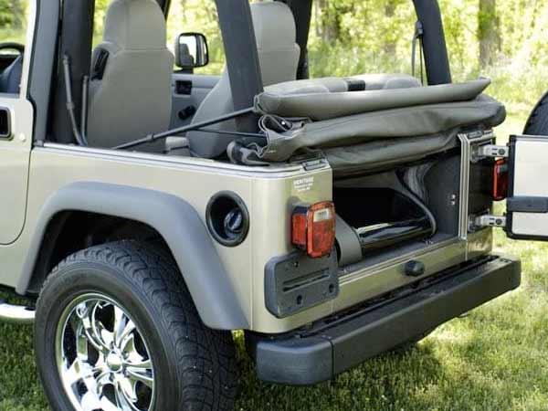 Protect Repair Jeep Interiors Rv Or Camper Roof Leaks