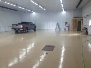 Permanent Coatings Refinish Concrete And Wood Floors