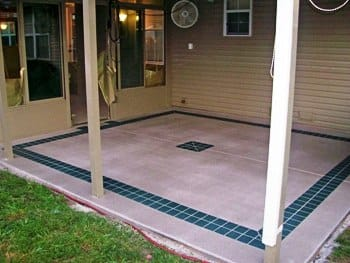Permanent Coatings Refinish Concrete And Wood Floors