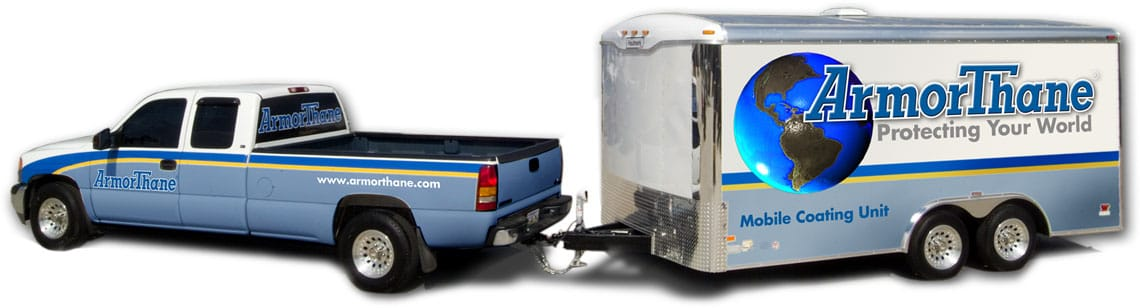 Mobile Coating Unit (MCU)