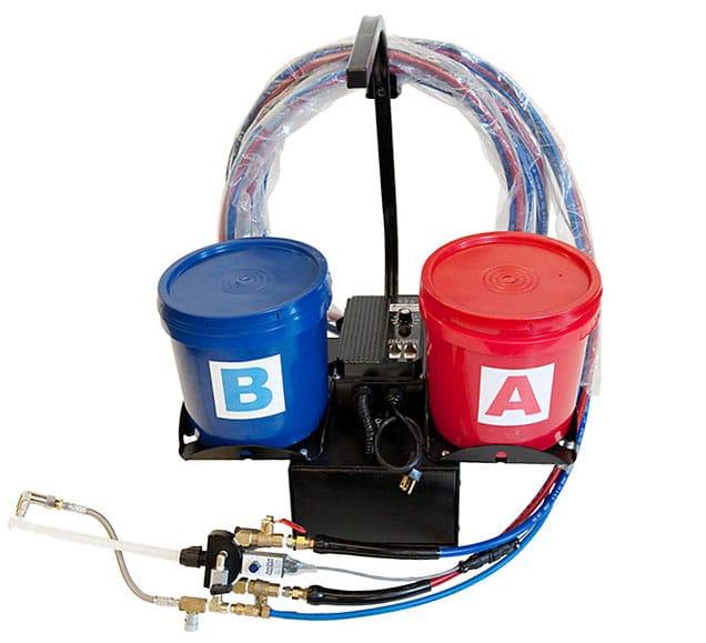 Portable Spray Coating Equipment For Smaller Jobs Armorthane