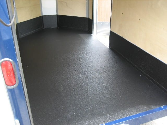 Bed Liner Spray >> Long-lasting spray on truck bed liners & marine coatings ...