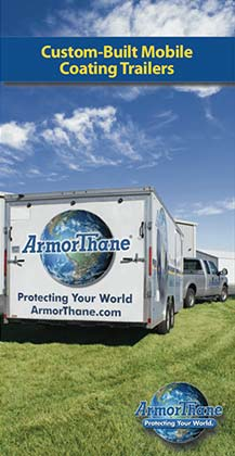 ArmorThane MCU Custom Trailers brochure cover