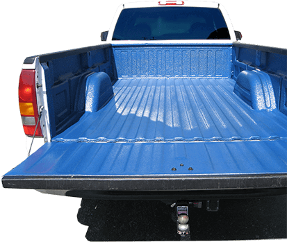 Truck Bed Liners Match or Contrast Manufacturer Colors