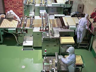 Concrete Coatings food manufacturing floors