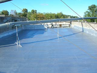 Protective Outdoor Coatings Roof coating