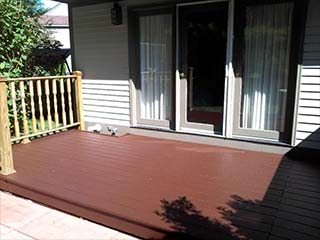 Protective Outdoor Coatings porch coating