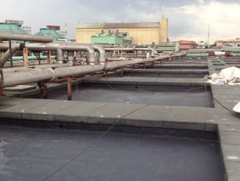 Repair Leaking Roofs With Armorthane Coatings Armorthane