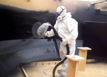 Industrial Fluid Storage Tank Coatings Article Armorthane
