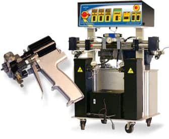 HighLine High Pressure Spray system