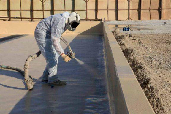 Polyurea-Spray-Secondary-Containment