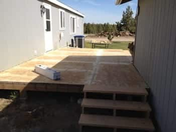 Laying Solid Wood Rather Than Slats for Best Waterproofing
