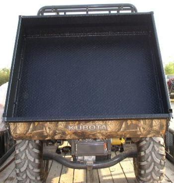 Work Truck Bedliner