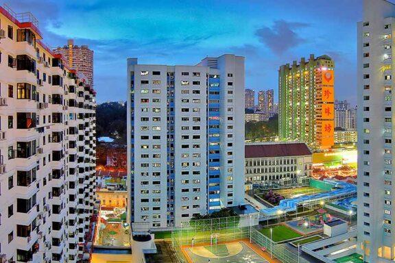 singapore-flats-evening