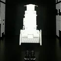Final Nike Week Show display