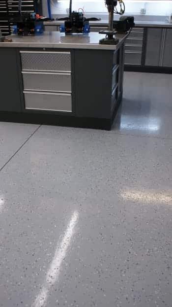 Transforms Shop Floor or Kitchen