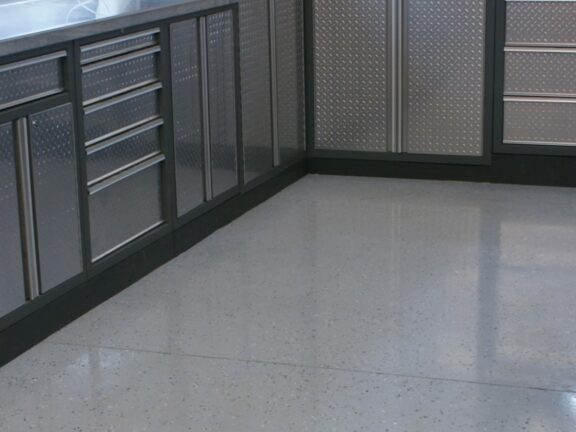 ArmorFloor shop floor coating