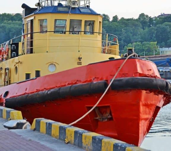 Boat hull coating