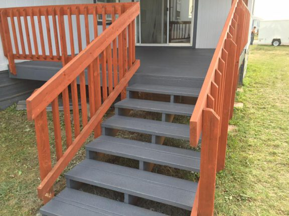 Deck AFTER ArmorThane