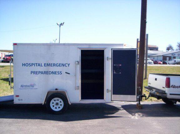 Emergency trailer1