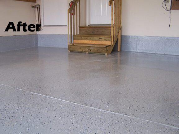 Garage Floor AFTER copy