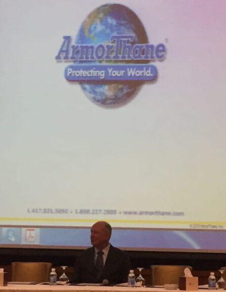 Garry presentation to Iraqi officials
