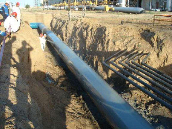 pipeline coating