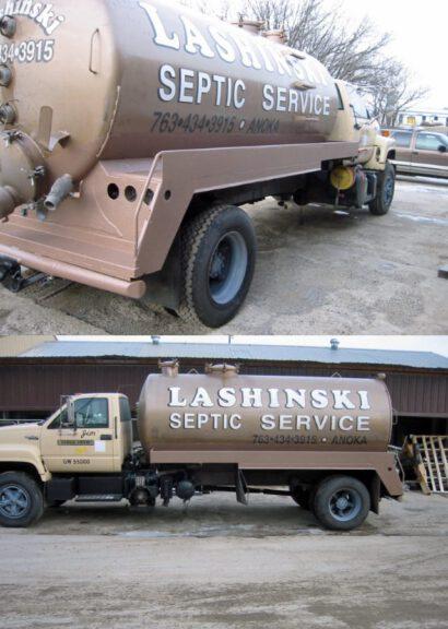 ArmorThane coatings for trash truck