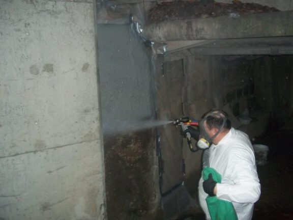 Concrete Sewer Reclamation Culverts