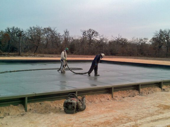 EnviroThane Secondary Containment coating