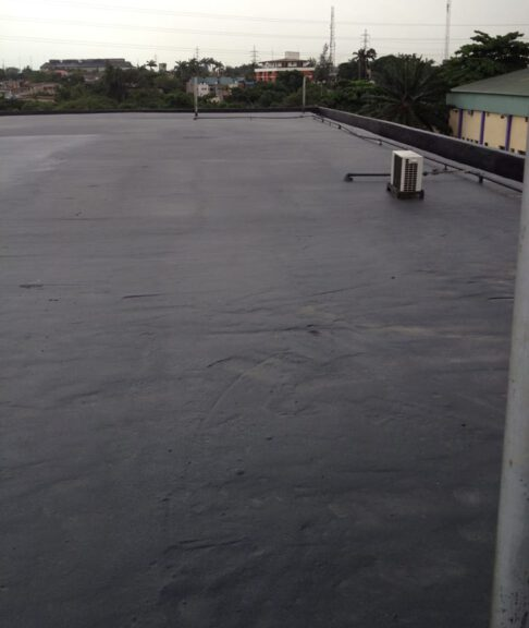 Roof coating for repair and preservation