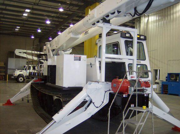 Utility truck coatings 1