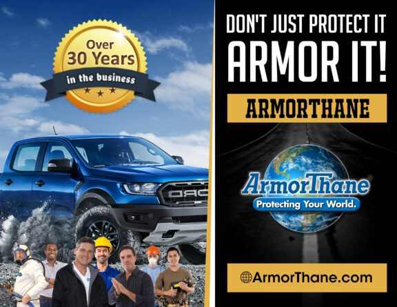 ArmorThane ArmorIT Poster