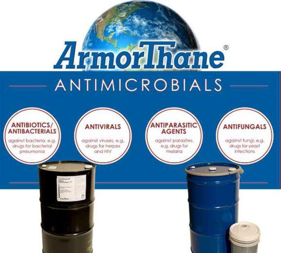 ArmorThane Antimicrobial Protection