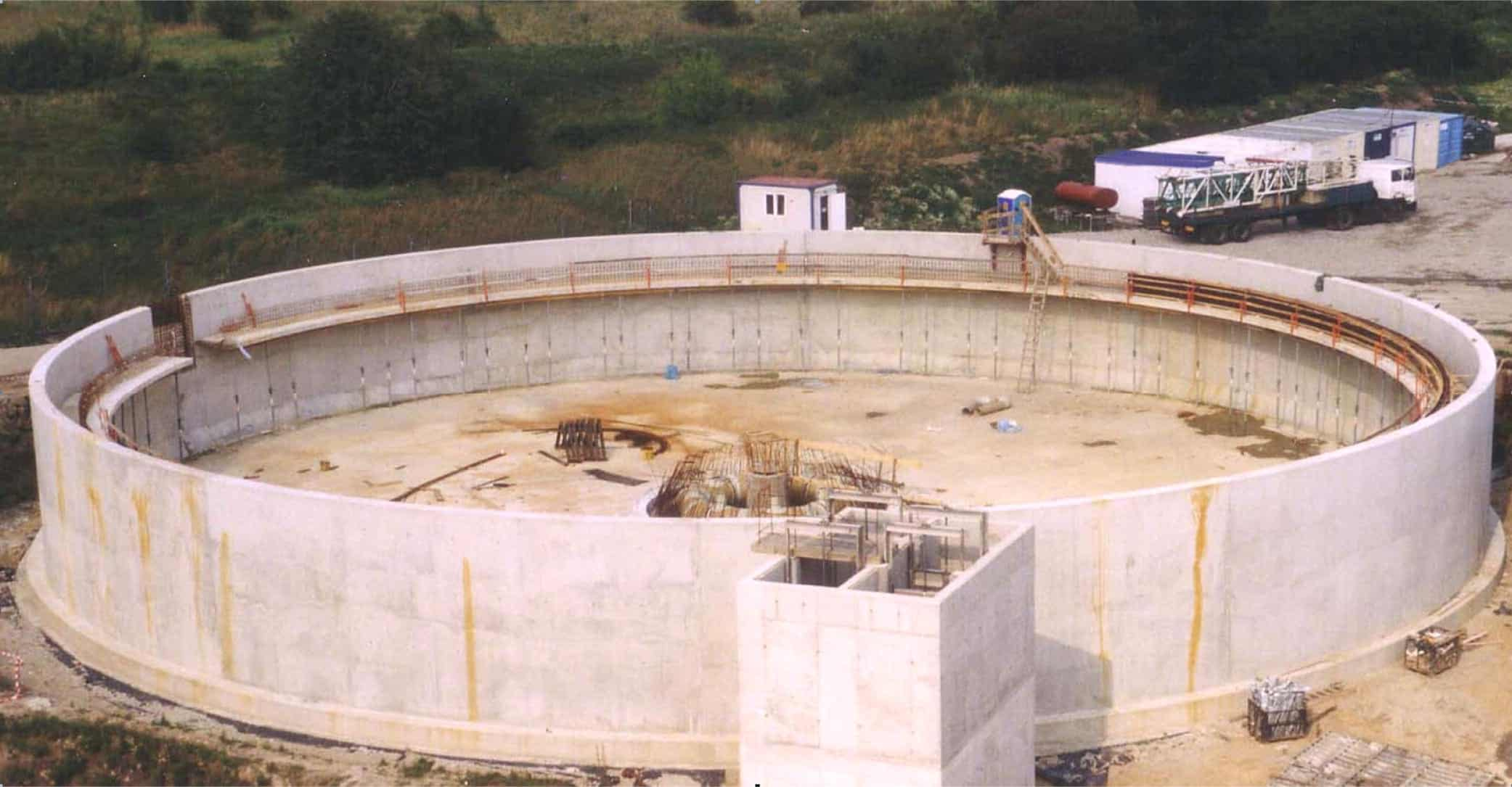 Wastewater Cracking