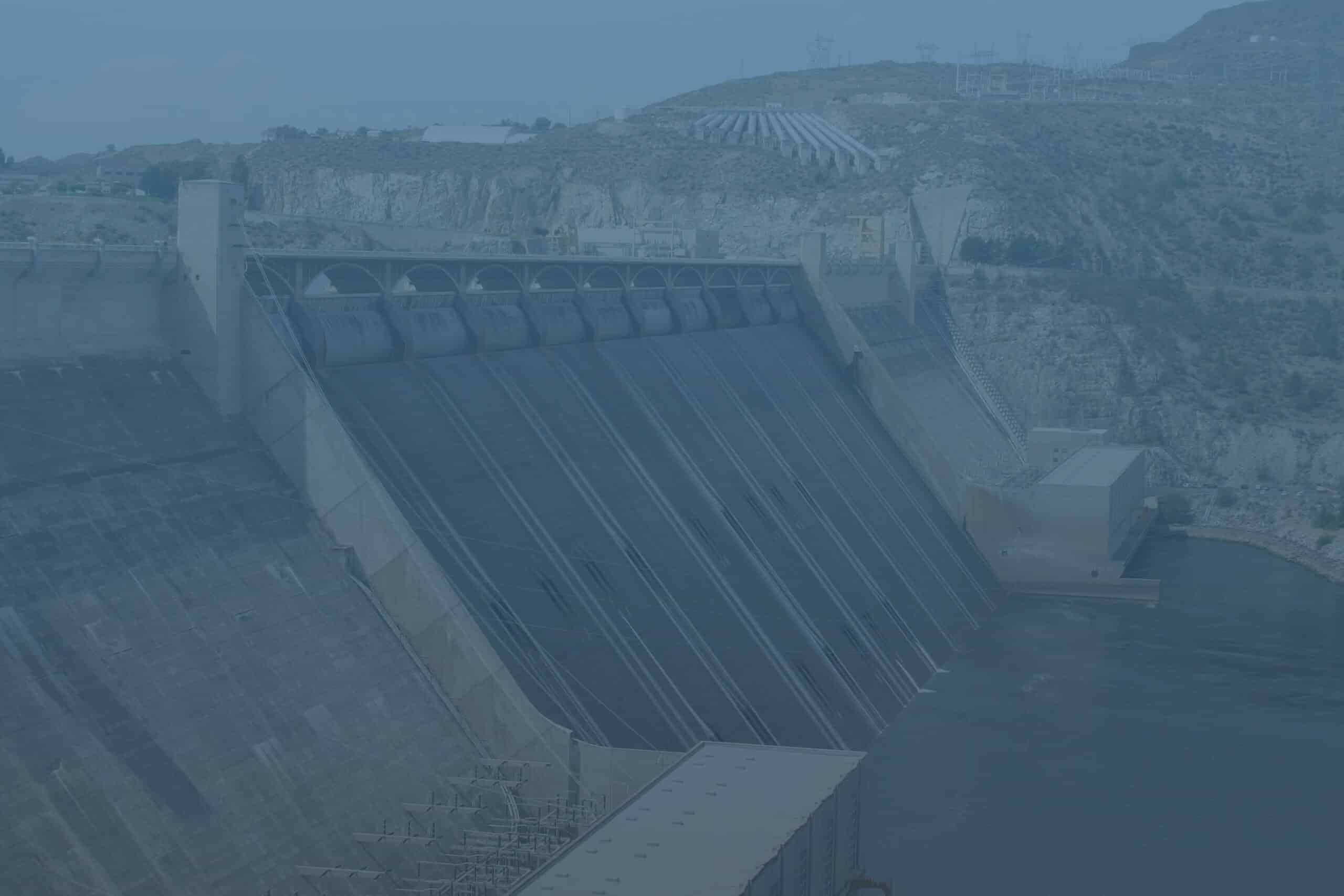 ArmorThane Dam Infrastructure Polyurea