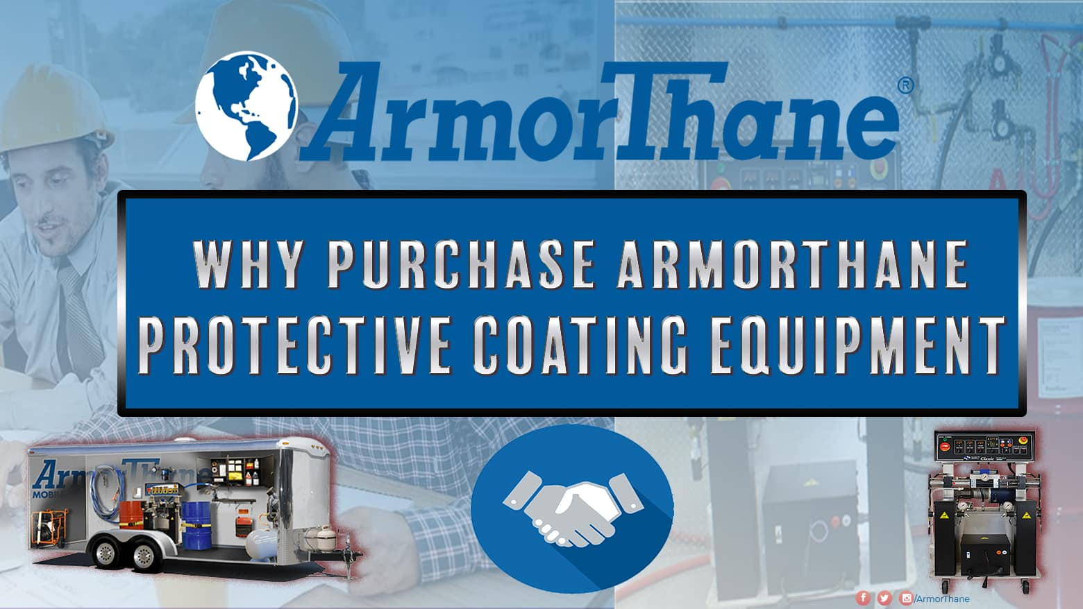 ArmorThane Equipment