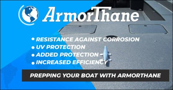 Boat Prepping ArmorThane