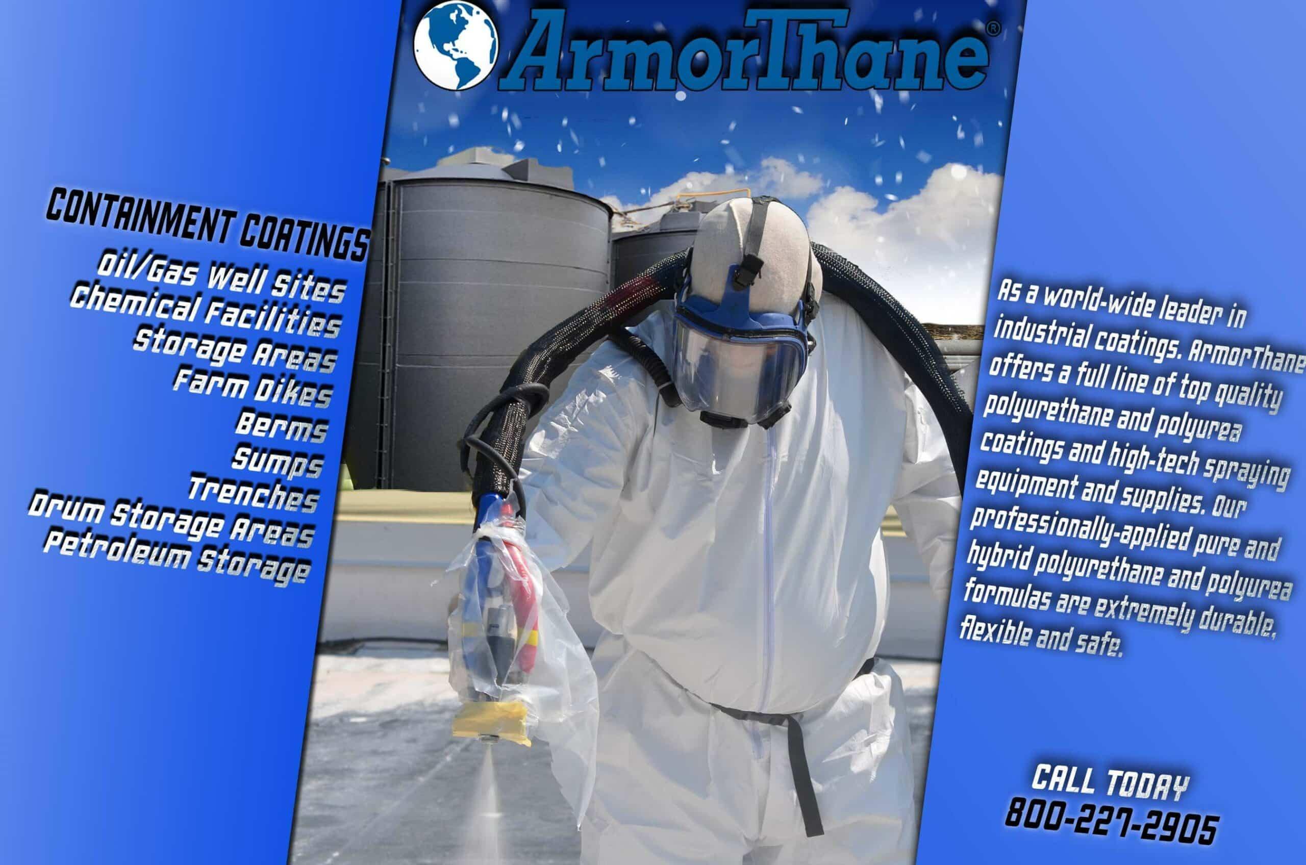 ArmorThane Spray Banner2500 min